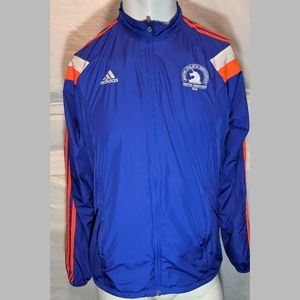 Men's 2015 Boston Marathon Adidas Jacket small